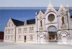 Abbaye Notre Dame de la Trappe à Soligny la Trappe