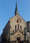 Basilique de l'Immaculée conception à Sées