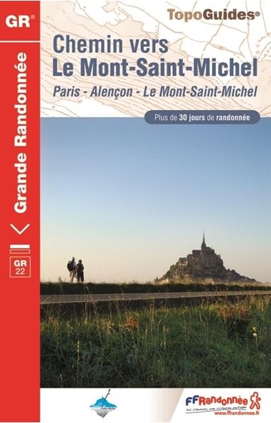 Chemin vers Le Mont Saint Michel - GR22®