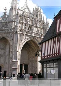 Basilique Notre Dame d'Alençon