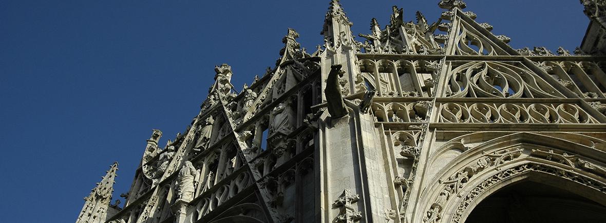 Basilique Notre-Dame de l'assomption à Alençon